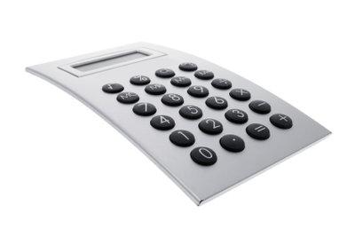So berechnen Sie Wurzeln mit dem Taschenrechner.