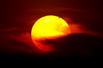 Die Sonnenenergie entsteht durch Kernfusion.