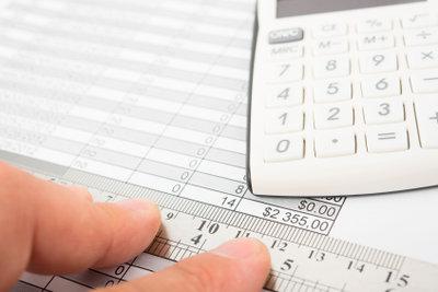Steuerrelevante Unterlagen müssen Unternehmer lange aufbewahren.