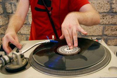 DJing gehört zum Hip-Hop.