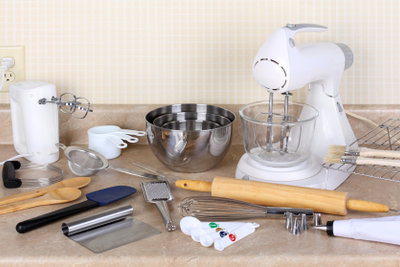 Die Universal-Küchenmaschine ist ein Gerät für alles.