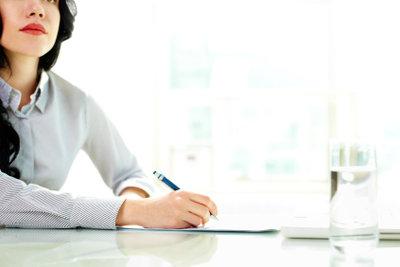 Schreiben Sie Ihr Vorwort mit Sorgfalt!