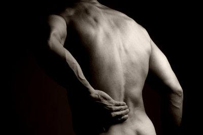 Wärme hilft häufig bei Rückenproblemen.