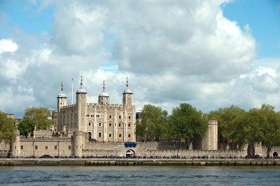 Der Tower of London gehört zu den wichtigsten Sehenswürdigkeiten der Stadt.