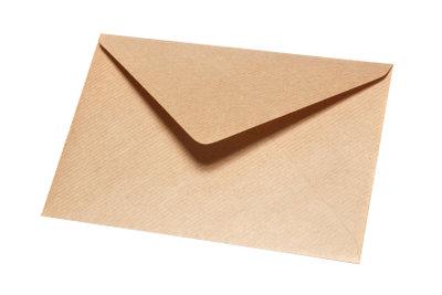 Gekennzeichnete Antwortbriefe kostenlos verschicken