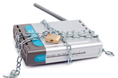 WLAN-Schlüssel - Sicherheit für Ihren Router
