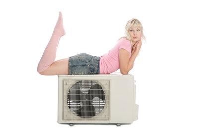 Moderne Klimaanlagen sorgen für Wohlbefinden.