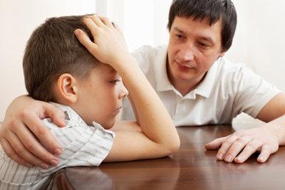 Fürsorge ist Elternpflicht und Kindesrecht.