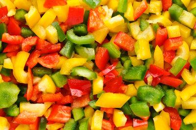 Gemüse gehört auf Ihren Einkauszettel!
