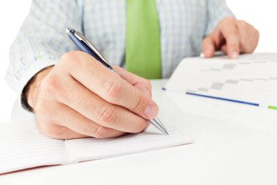 Anmeldung am Berufskolleg heißt Formulare ausfüllen