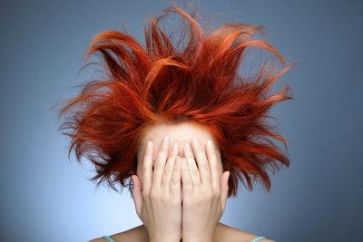 Haare rote wem stehen Haare Rot