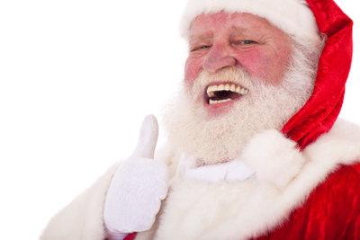 Vielleicht spielt der Weihnachtsmann mit?