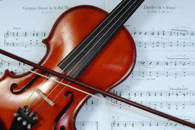 Eine alte Geige kann auch eine Wertanlage sein.