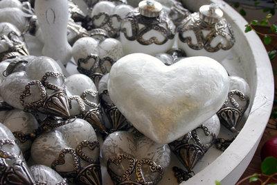 Wenn das Herz zu Stein wird.