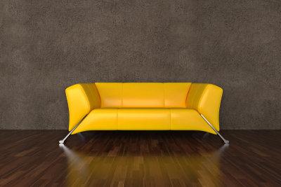 Ein Sofa wird oft einzeln verkauft.