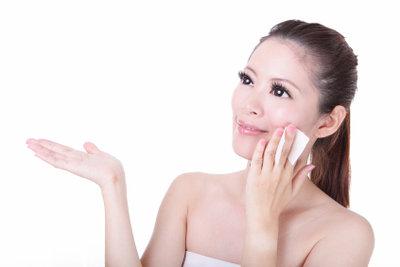 Die Hautpflege sollte individuell optimal erfolgen.