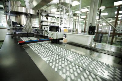 Einen Leitsektor gibt es beispielsweise in der Industrie.