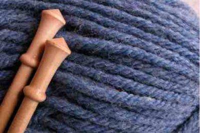 Cardigans lassen sich auch selbst stricken.