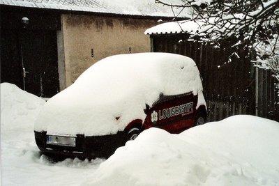 Die Autobatterie bei Frost vorsichtig aufwärmen