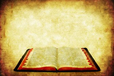 Mit Aramäisch lernen Sie die Sprache Jesu.