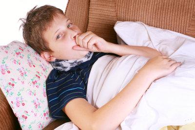 Nachts besser schlafen ohne Husten.
