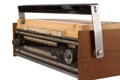 Alte Radios sind mitunter viel Wert.