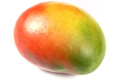Die Mango - Vitaminlieferant mit exotischem Geschmack.