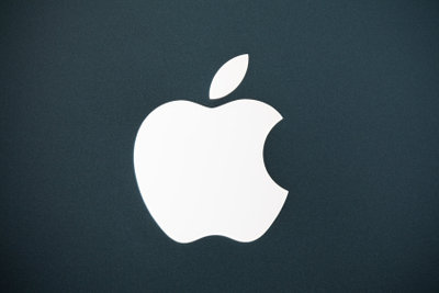 Der angebissene Apfel ist eines der bekanntesten Logos.