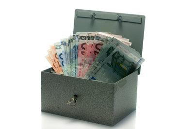 Geld sicher überweisen können