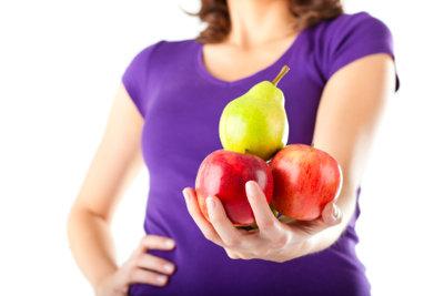 Frisches Obst ist eine gute Alternative zu Süßigkeiten.
