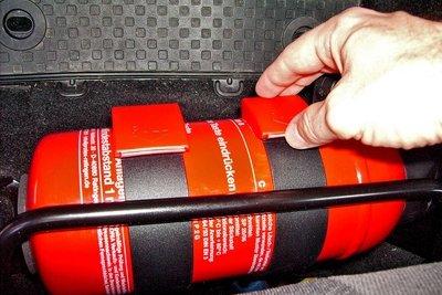 Lkw-Feuerlöscher - genaue Regelungen für den Gefahrguttransport