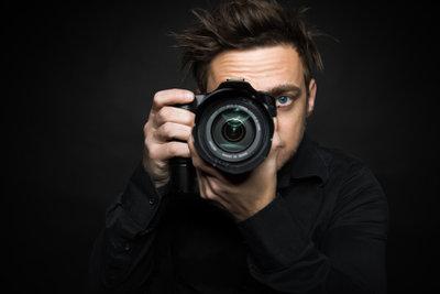 Fotografen halten Erinnerungen fest.