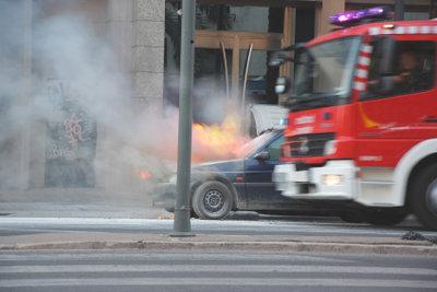 Für die Alarmierung der Feuerwehr gibt es einen bundeseinheitlichen Signalton.