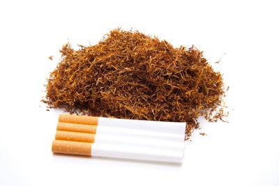In Frankreich können Sie Tabak nur in ausgewählten Geschäften kaufen.