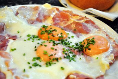 Üppig muss das Frühstück sein, wenn Sie damit abnehmen wollen.