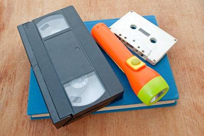 Videofilme müssen meistens einer Nachbearbeitung unterzogen werden.