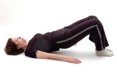 Yoga verbindet passive und aktive Bewegungselemente.