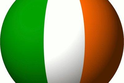 Irische Nachnamen sind auch außerhalb Irlands weit verbreitet.