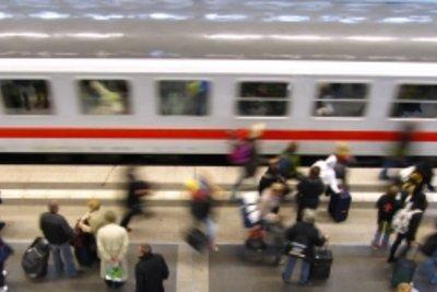 Bis zu 50% des Fahrkartenpreises werden von der Deutschen Bahn erstattet.