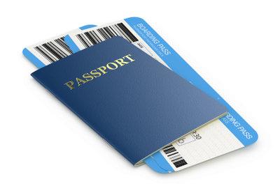 Um ins Ausland zu reisen, benötigen Sie einen Reisepass.