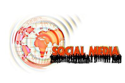 Soziale Netzwerke werden immer beliebter.
