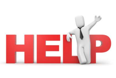 Hilfe erhalten Sie bei Skype jederzeit.