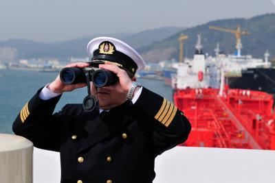 Kapitäne werden von vielen Menschen bewundert.
