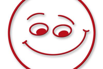 Personalisieren Sie auch Ihre Smileys durch ein neues Design.