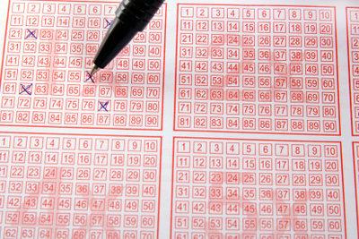 Die Glücksspirale gehört zur staatlichen Lotterie.