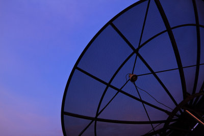 Die Größe der Satellitenschüssel ist wichtig - aber nicht nur die.