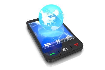 Moderne Handys können das Navigationsgerät ersetzen.