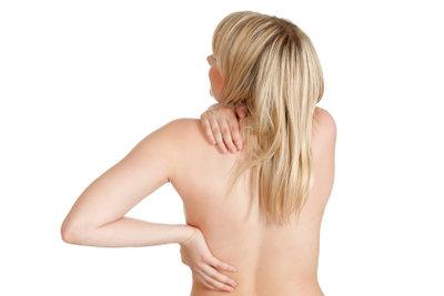 Tapes können bei Rückenproblemen helfen.