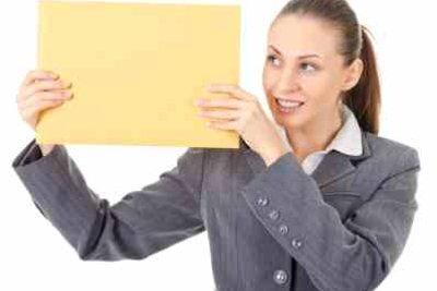 Richten Sie sich ein Postfach ein.