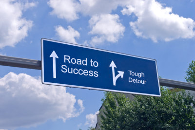 Wie liest man Autobahnschilder richtig?